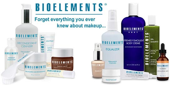 Bioelements Facial Products